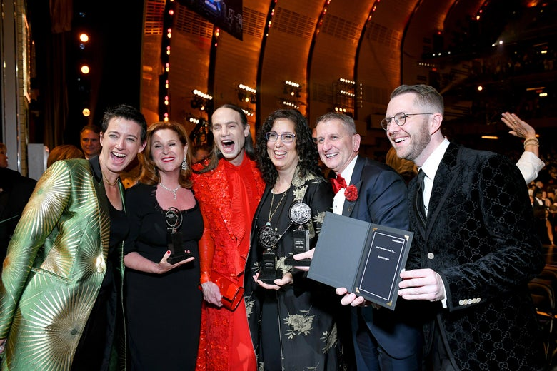 Tony Awards: Hadestown and The Ferryman win big, while Ali