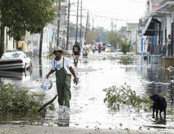 Hurricane Katrina. Click image to expand.