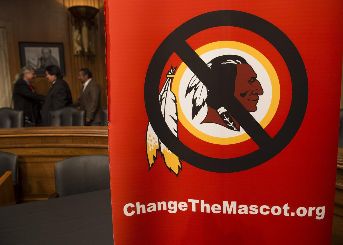 Supreme Court Redskins trademark  Slants case will decide free ... 55f090326