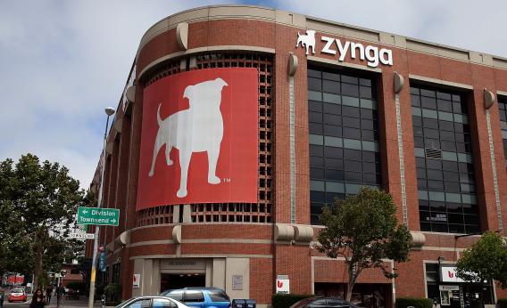 Zynga offices San Francisco