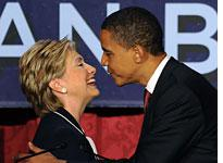 Hillary Clinton and Barack Obama. Click image to expand.