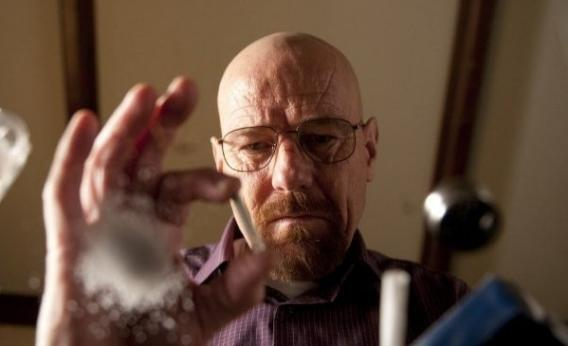 how did walter white poison brock