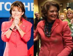 Sarah Palin and Lisa Murkowski. Click image to expand.