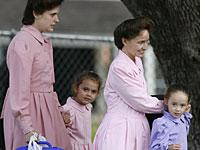 FLDS children reunited. Click image to expand.