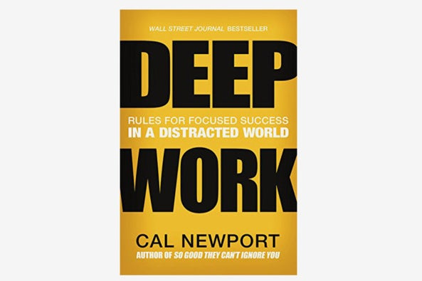 Deep Work: Rules for Focused Success in a Distracted World.
