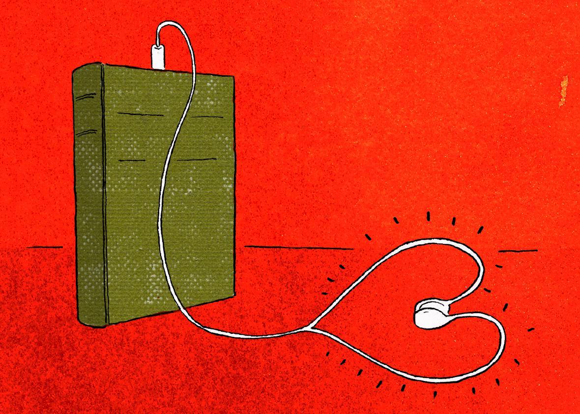 Audiobooks.