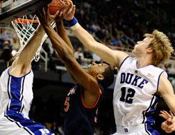 Duke basketball. Click image to expand.