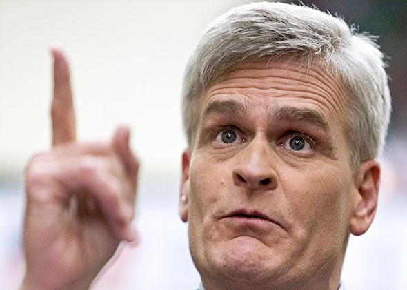 Republican U.S. Representative Bill Cassidy