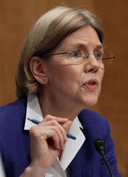Elizabeth Warren. Click image to expand.