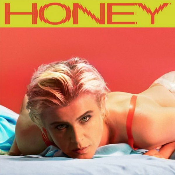 The cover for Robyn's Honey.