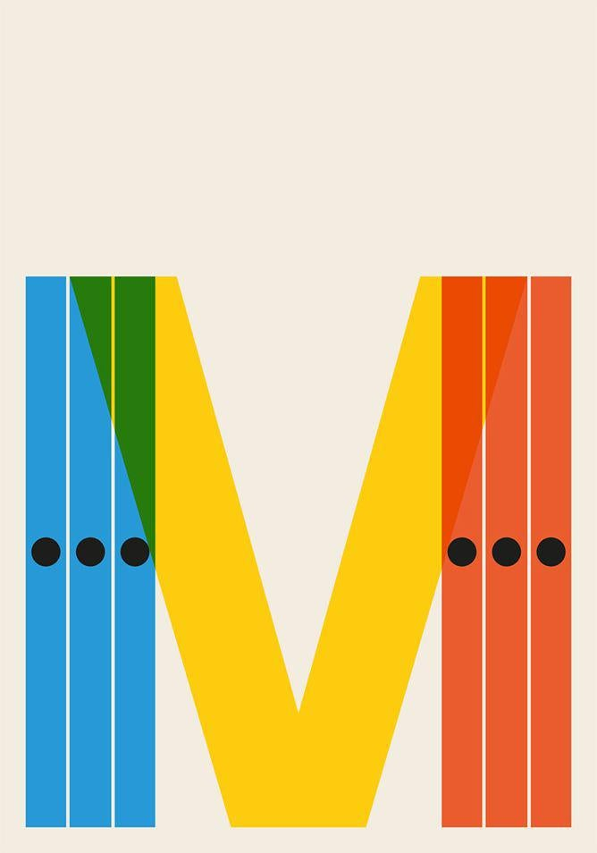 Graphical-House_Vignelli