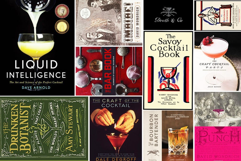 The Best Bartending Guides and Cocktail Books, According to Bartenders