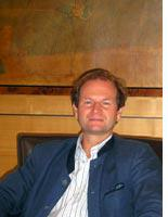 Pierre Lurton of Cheval Blanc. Click image to expand.