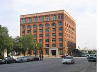 The Texas School Book Depository building. Click image to expand.