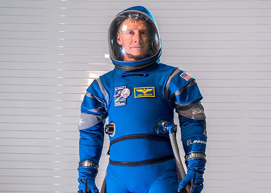 Starliner Space Suit_MCF16-0049 Series