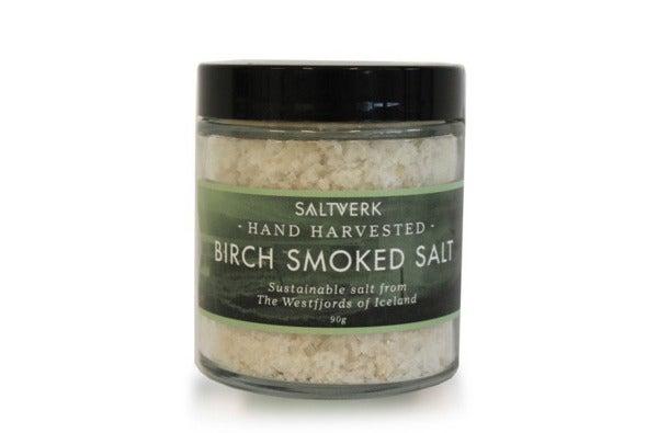 Saltverk Birch Smoked Salt