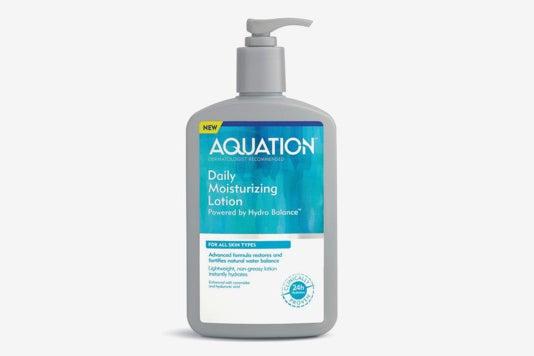 Aquation Daily Moisturizing Lotion.