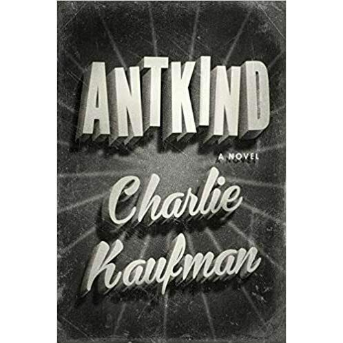 Book cover of Antkind.