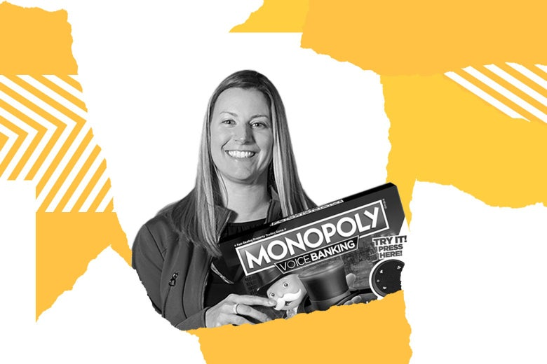"What's It Like to Be Hasbro's ""Queen of Monopoly""?"