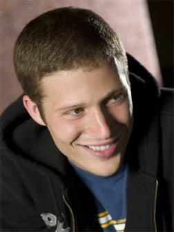 Zach Gilford as Matt Saracen in FRIDAY NIGHT LIGHTS.