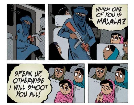 Malala story