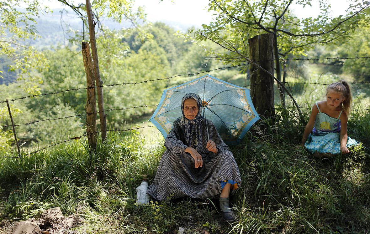 BOSNIA-SREBRENICA/WIDERIMAGE