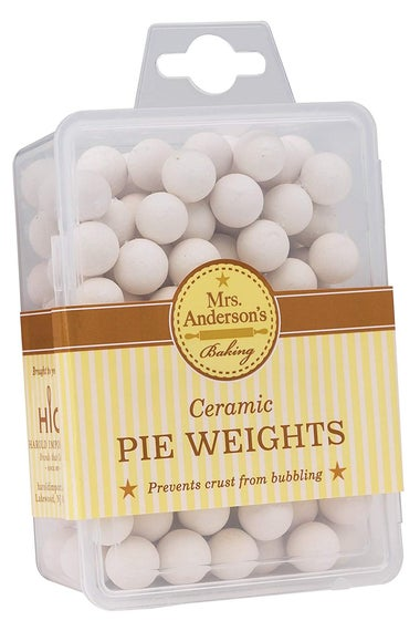Mrs. Anderson's Baking Ceramic Pie Crust Weights