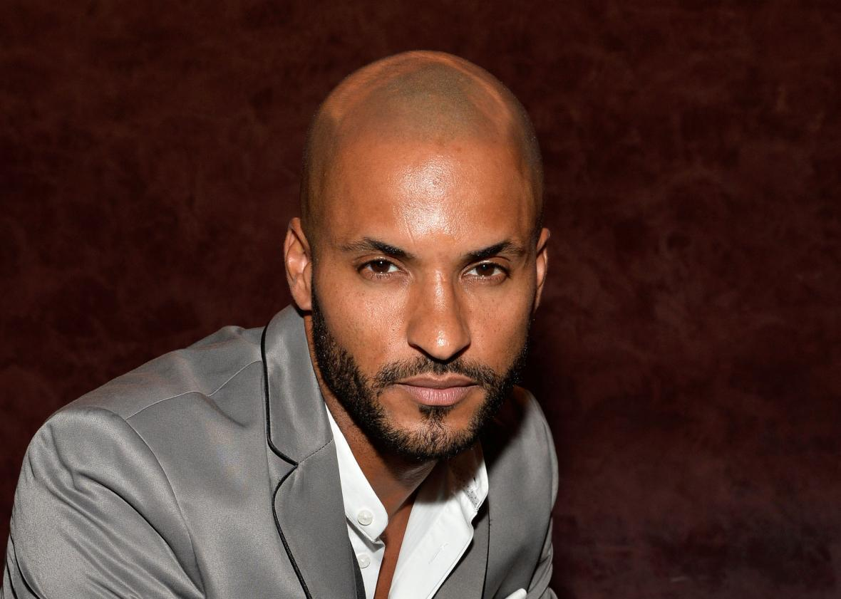 Ricky Whittle will play Shadow Moon in TV adaptation of