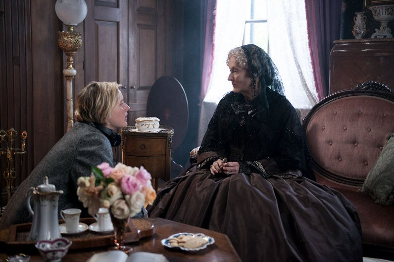 Does the Academy Think Little Women Directed Itself?