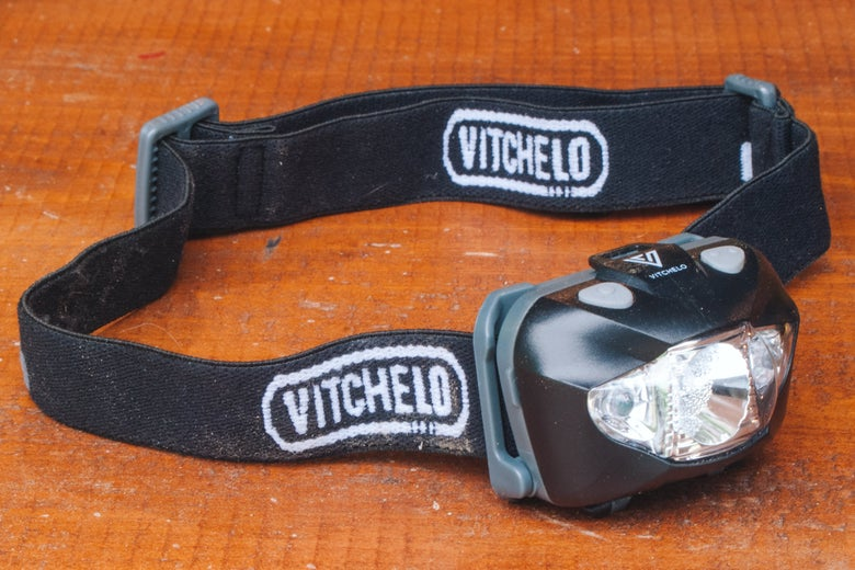 The Vitchelo headclamp