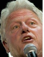 Bill Clinton. Click image to expand