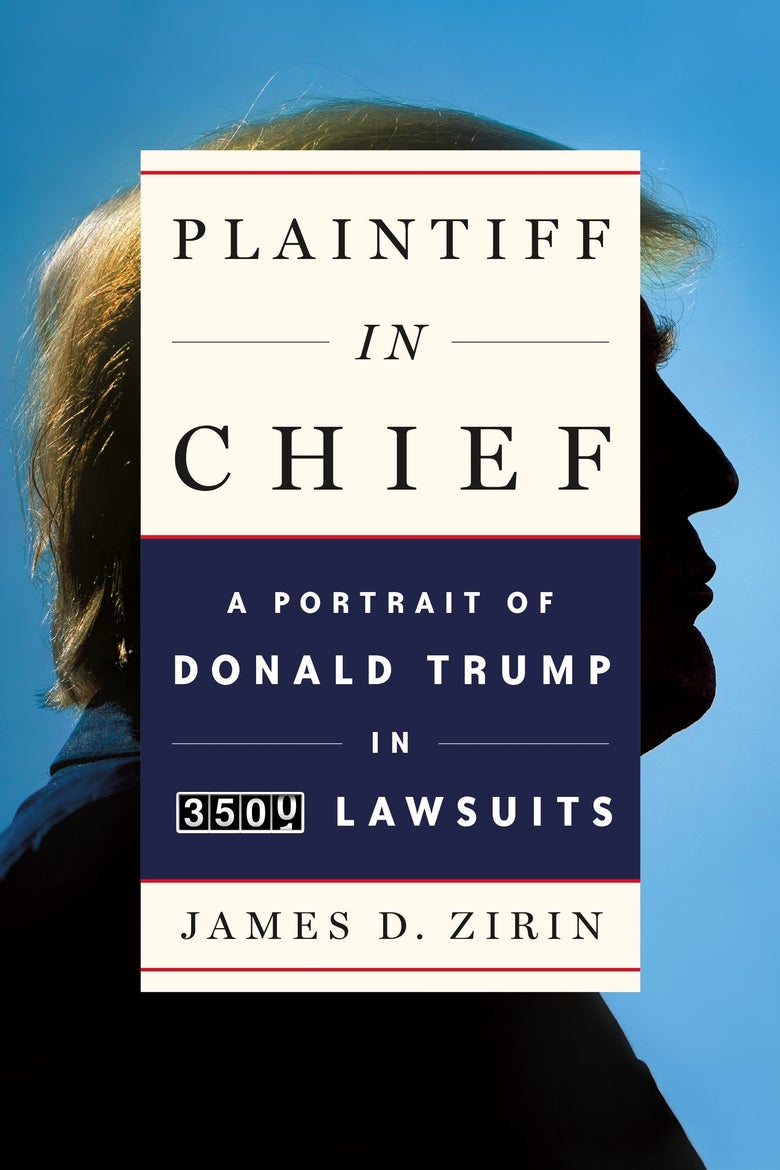 Cover of Plaintiff in Chief
