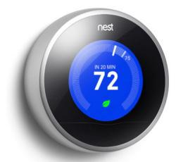 Nest thermostat: The ingenious heating and cooling system keeps