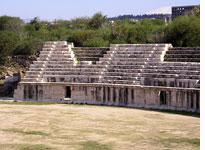 The arena at Tyre, today used for concerts in the summer (click on image to expand)