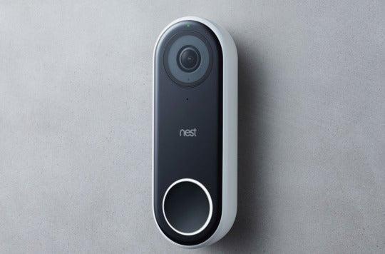 Nest Hello Video Doorbell.