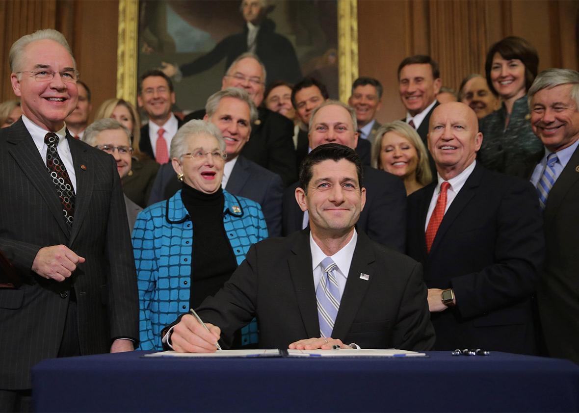 Paul Ryan GOP.