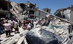 Libya airstrikes. Click image to expand.