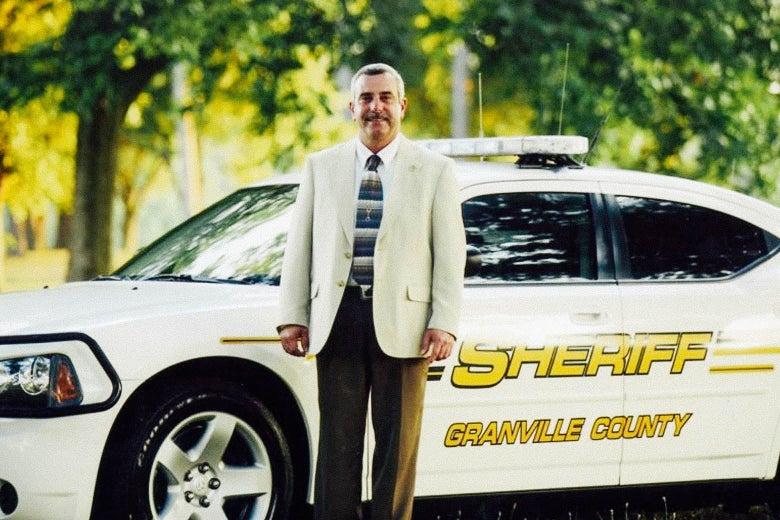 Sheriff Brindell B. Wilkins