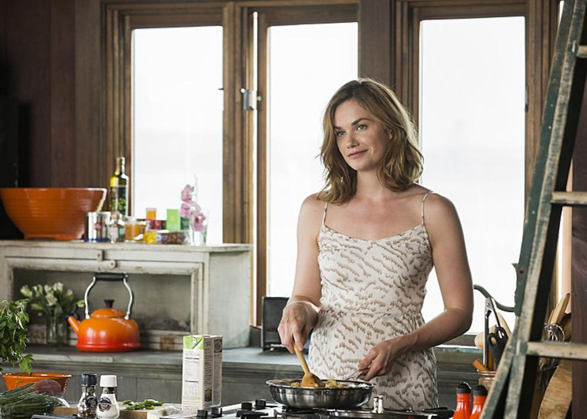 The Affair Season 2 with Ruth Wilson