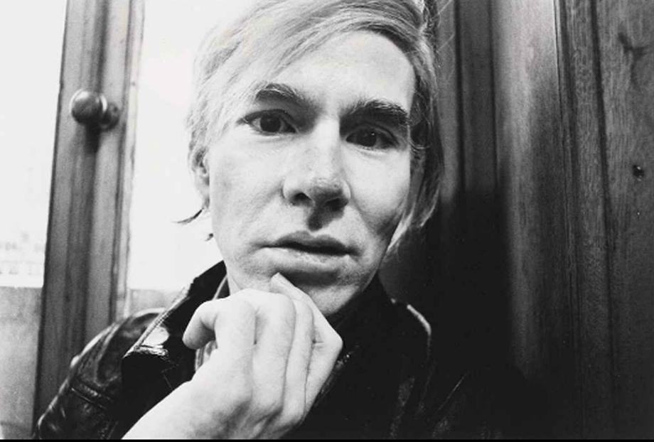 Will McBride. Andy Warhol, New York, circa 1970