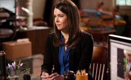 Lauren Graham as Sarah Braverman.
