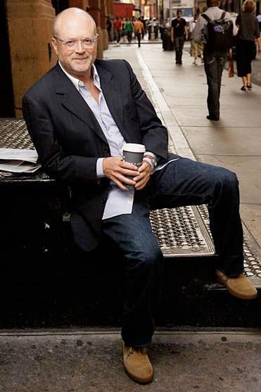 Mickey Drexler, CEO of J. Crew