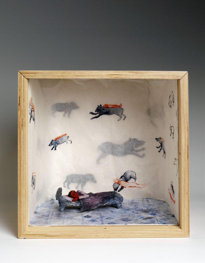 Wilderness Dreams by Orly Orbach