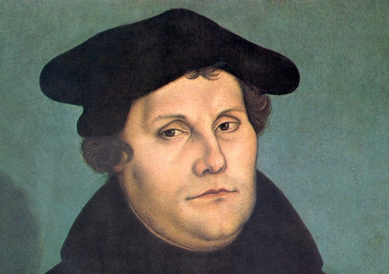 Martin Luther insult generator: Doctrinally hilarious