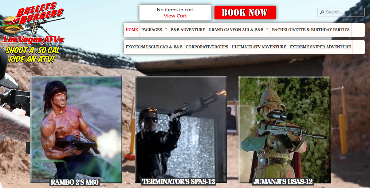 The Website Of Range Where Incident Occurred