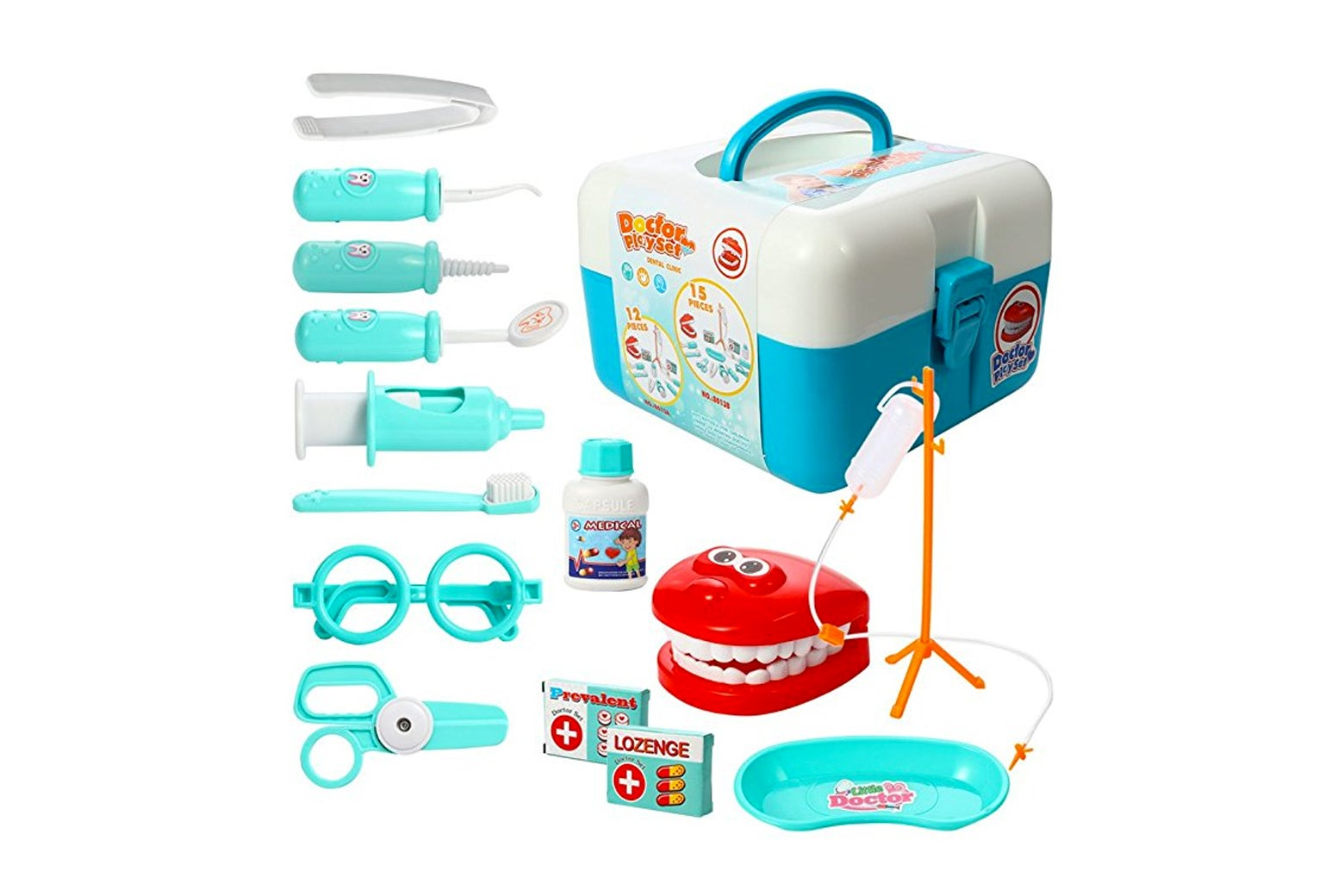 ThinkMax Play Doctor and Dentist Kit
