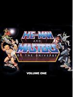 He-Man and the Masters of the Universe, Volume One. Click image to expand.
