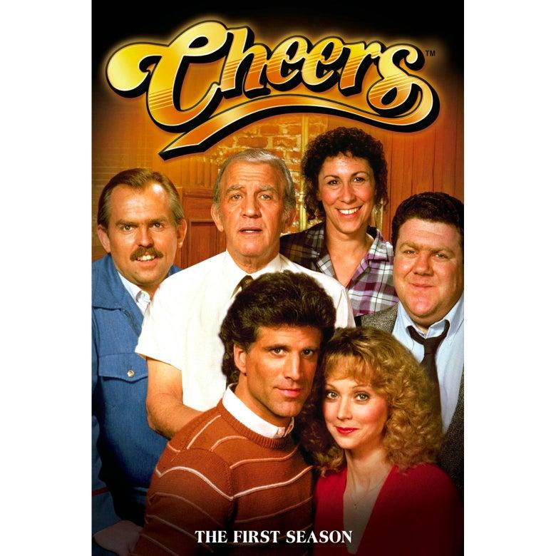 Cheers Season 1 poster