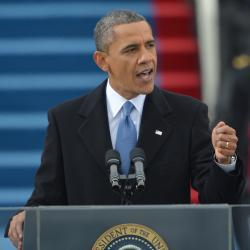 President Obama's second inaugural address
