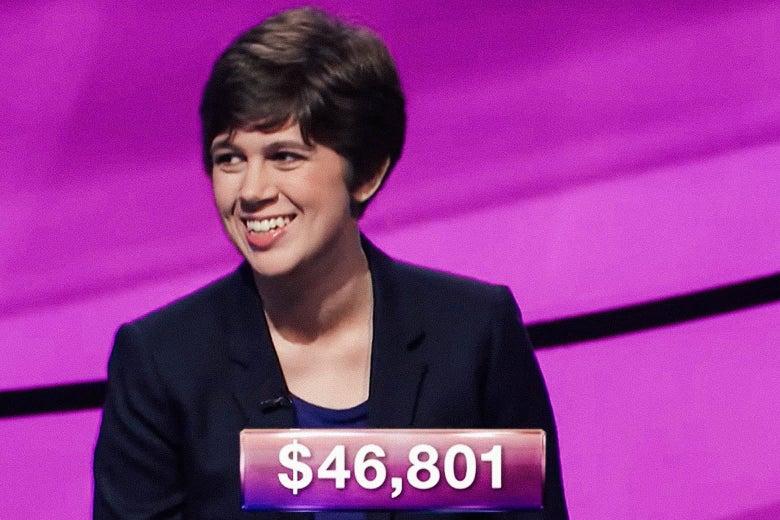 Emma Boettcher on Jeopardy!